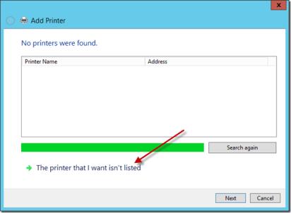 Windows 10 Printer not responding