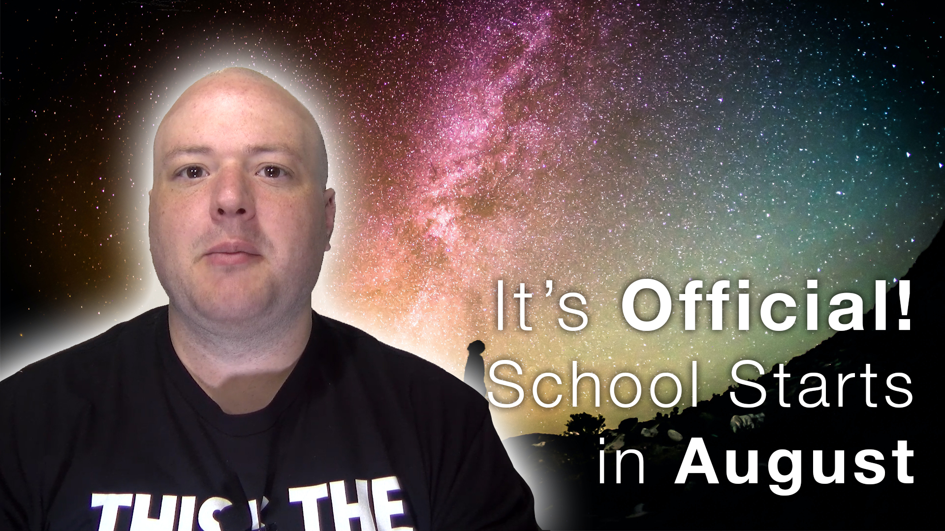 VLOG 2: It's Official! I Start School in the Fall