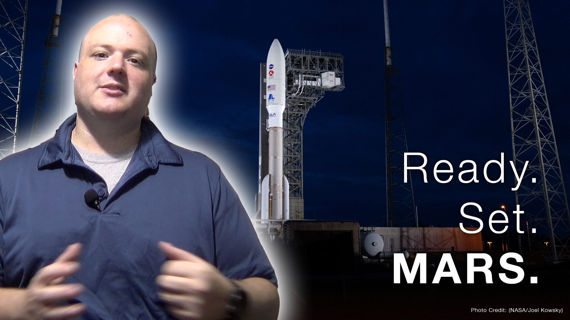 Vlog 3: Excited for the Mars Mission, Return to School