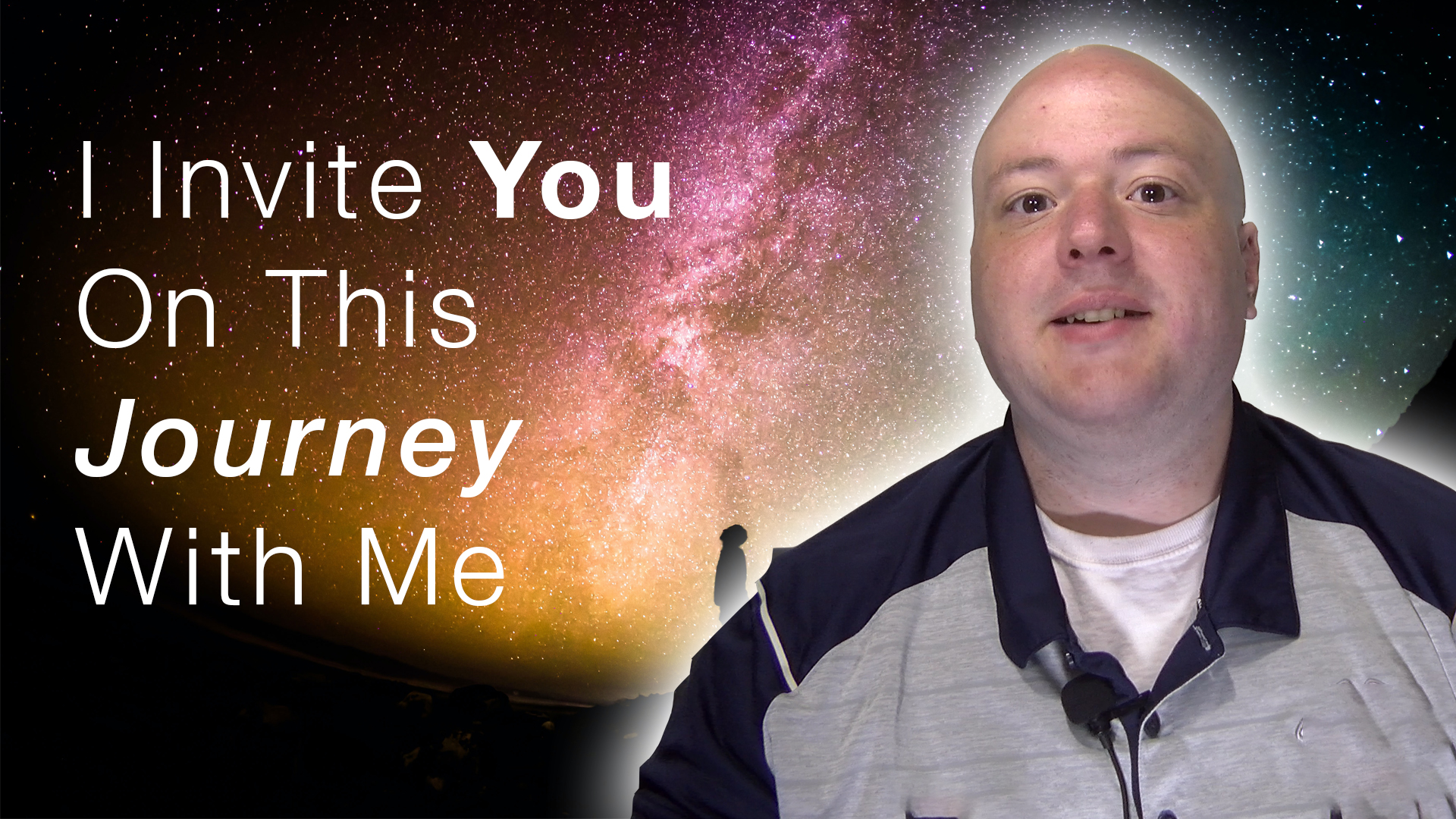 VLOG 1 -I Invite You to Take This Journey With Me