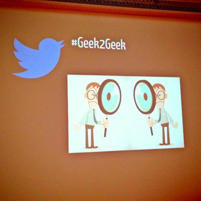 Geek2Geek - Centralized Logging (1/6)