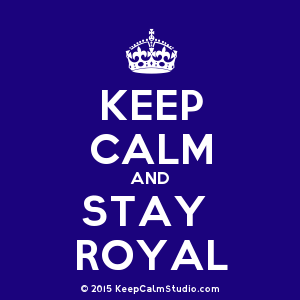 May 19 – Your Royal Highness
