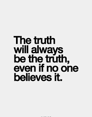 June 2 – The Truth is Out There