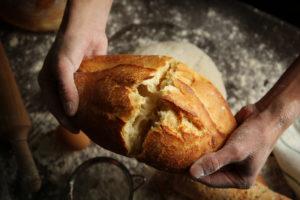 July 9 – Breaking Bread