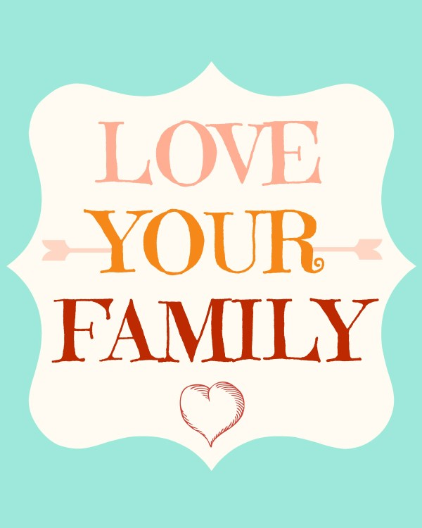 July 19 – Family is Family No Matter Distance