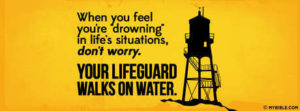 July 18 – Jesus Saves…So Do LifeGuards