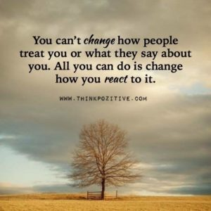 August 16 – You Can't Change People