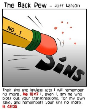 August 22 – We Are All Sinful