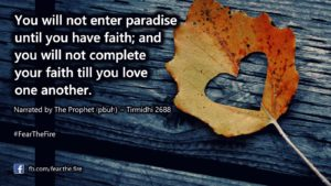 February 1 – To Love One Another