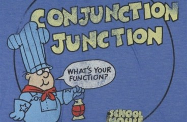 May 3 – Conjunction Junction What's Your Function?