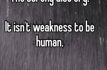 June 6 – Asking For Help Isn't Weakness, It's Strength