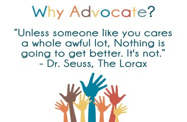 July 7 – Are You An Advocate?