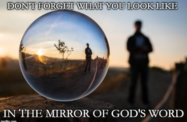 Oct 24 – Do You Remember the Mirror Image When Walk Away?
