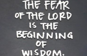 Mar 17 – Whom Shall I Fear?