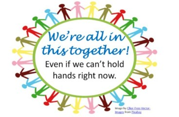 Apr 17 – We're All In This Together
