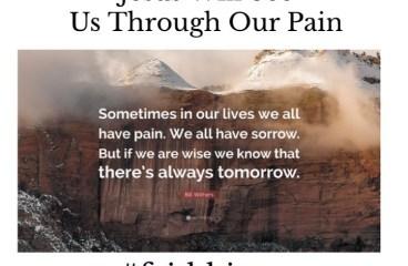 Apr 20 – Pain