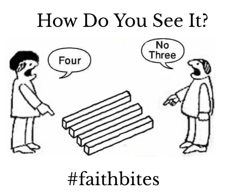 June 7 – How Do You See It?