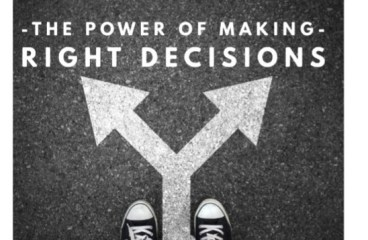 Aug 5 – Making Decisions Can Be Hard