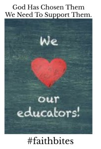 Read more about the article Aug 7 – Prayers For Our Educators