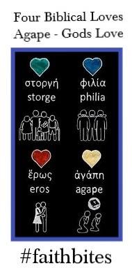 Agape Love. God's Love