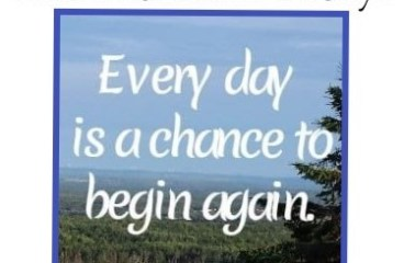 September 1 – New Day, New Choices, New You