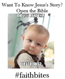 did You Read the bible