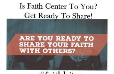 Dec 30 – Go, Therefore: Sharing Your Faith