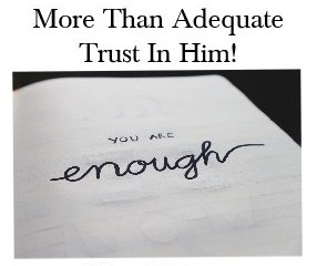 March 28 – God Has Made Your More Than Adequate
