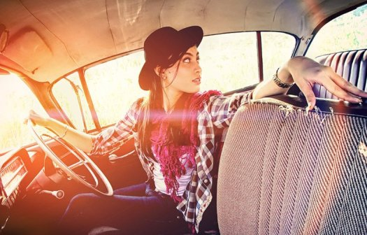 Teenager Driving