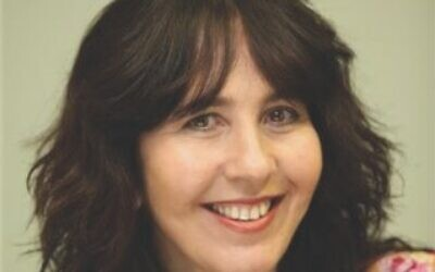 Peta Krost Maunder, editor of the South African Jewish Report. (Courtesy)