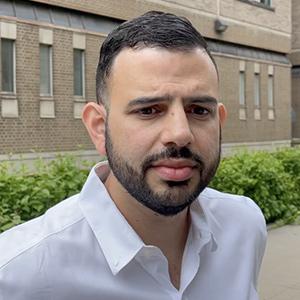 Daniel Koren, Executive Director, Hasbara Fellowships Canada