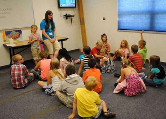 vbs kids class