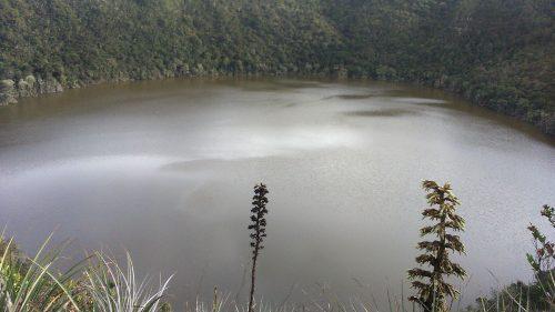 Guatavita: la laguna de la codicia