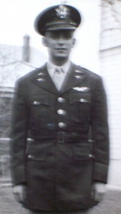 My father in uniform