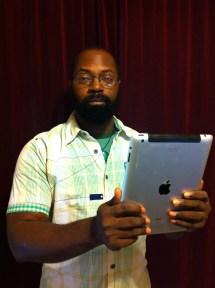 Camera of choice, iPad