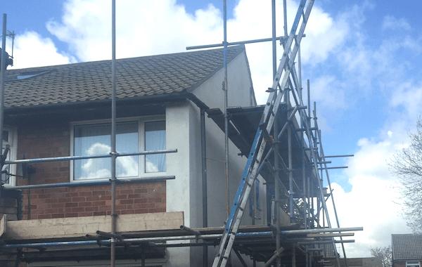 Render - scaffold