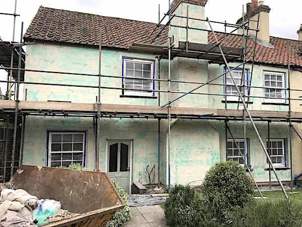 Render -scaffold - Scorton