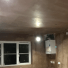 Kitchen replaster