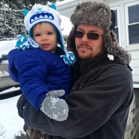 Asher daddy snow