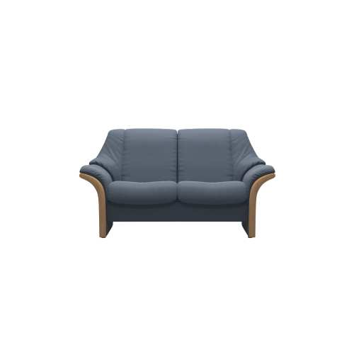 Eldorado Low Back Stressless LoveSeat