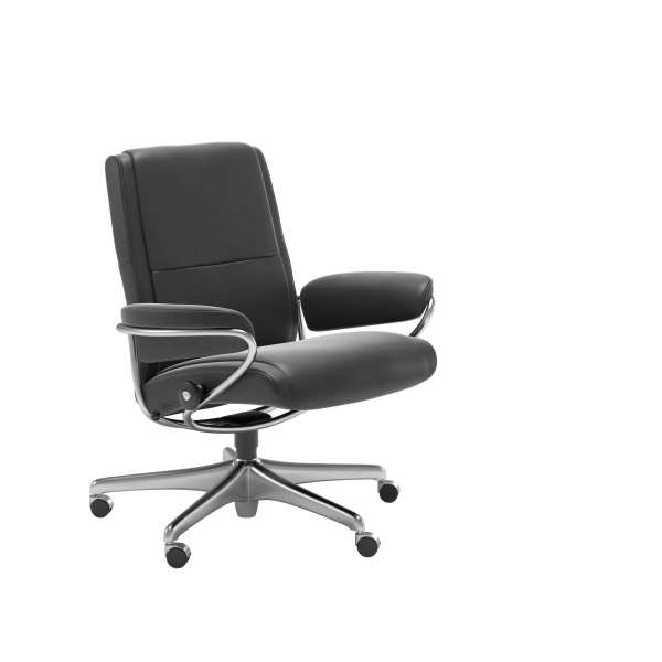 Office Chair Low Back Paris Stressless 1