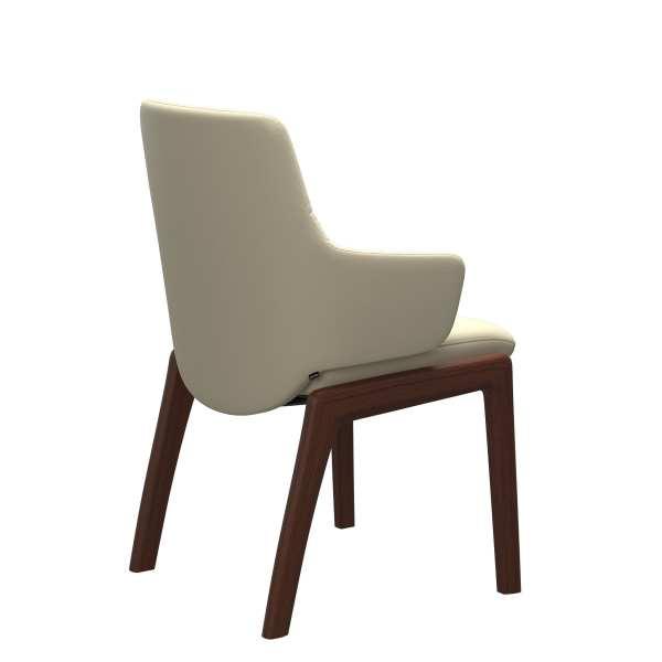 Min Low Back D100 Arm Chair 1