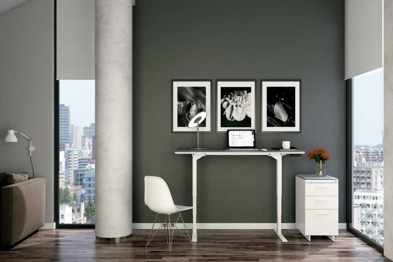 Centro Lift Standing Desk 6451 6414 Drawer