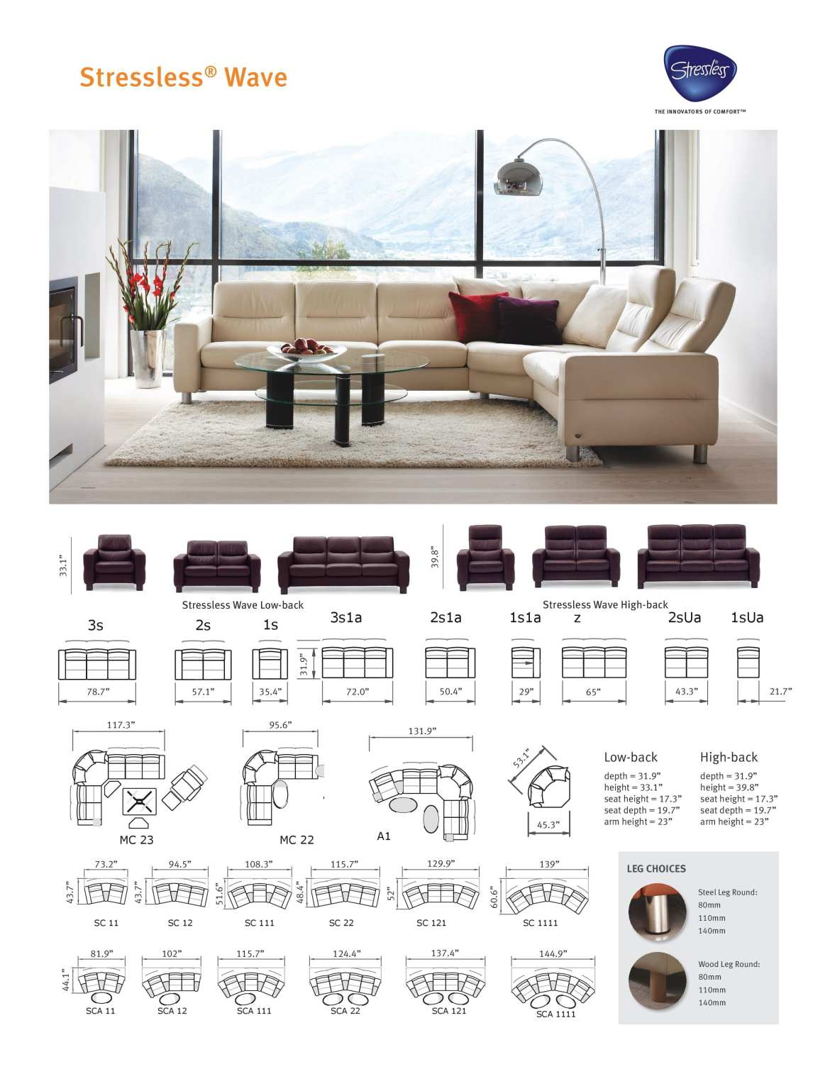 Wave Stressless Product Sheet