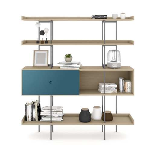 Margo 5201 Modern Display & Storage Shelf dok ma