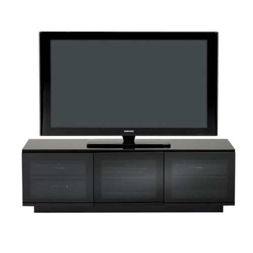 Mirage 8227-2 TV Cabinet Console Black