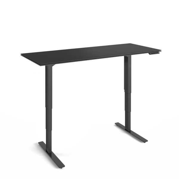 Stance Lift Desk 6651 Black 1