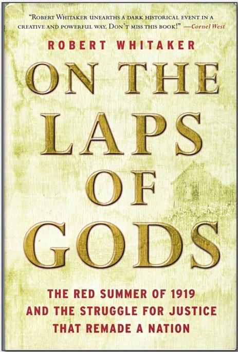 On The Laps Of Gods Robert Whitaker Books