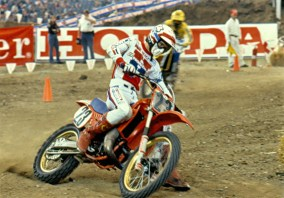 David Bailey - Honda Motocross - bailey-002 Alternative Text