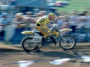 Bob Hannah - Yamaha Motocross - hannah-008